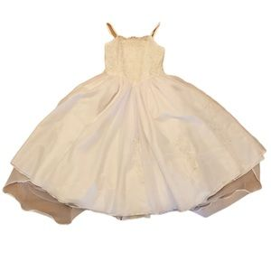 Girls Communion/Flower Girl Dress